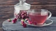 Slurpp! Teh Mawar yang Harum Aromatik Punya Manfaat Sehat Ini