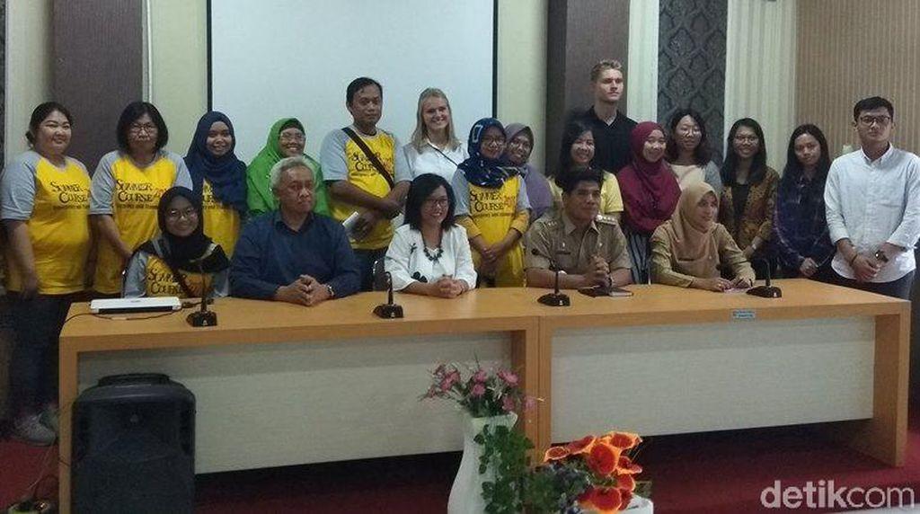 UGM dan 9 Kampus Luar Negeri Gelar Summer Course 2019 di Magelang