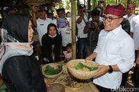 Menikmati Asam Pedas Geseng Bangsong di Pasar Wit-witan Banyuwangi