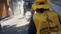Tempat Foto Populer di Korea Selatan Meminta Turis untuk Diam