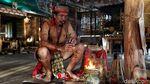 Mengenal Sosok Elyas Yesaya Budayawan Suku Dayak Lundayeh