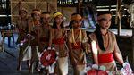 Mimpi Anak-anak Suku Dayak di Perbatasan Indonesia