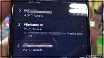 Tagar #BoikotBPJS Trending di Medsos, Mayoritas Keluhkan Iuran Naik
