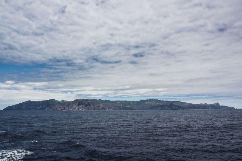 Inilah St Helena, pulau kecil di Samudera Atlantik. Penduduknya sekitar 4.000 jiwa (iStock)