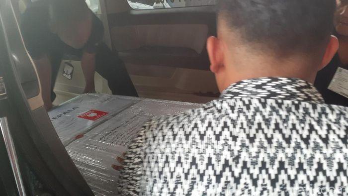 Afridza Syach Munandar akan dimakamkan di Jakarta.  (Adhi Indra Prasetya/detikSport)