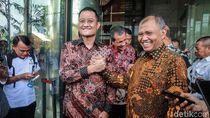 Salam Komando! Mensos-Ketua KPK Siap Sinergi Berantas Korupsi