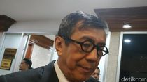 Menkum HAM Targetkan Bahas Omnibus Law Bareng DPR Januari 2020