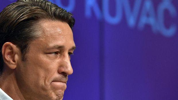 Niko Kovac dipecat Bayern Munchen. (