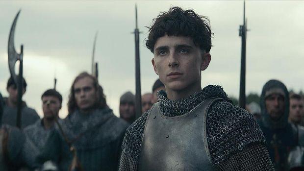 'The King' Jadi Mimpi Timothee Chalamet yang Terwujud Sejak Usia 12