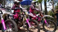 Ratusan Motor Trail Lintasi Banyuwangi-Bromo