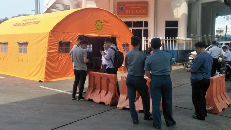Lokasi Hilangnya WN China di Pulau Sangiang Diduga Jadi Pertemuan Dua Arus