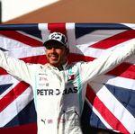Lewis Hamilton Juara Dunia Formula 1 2019