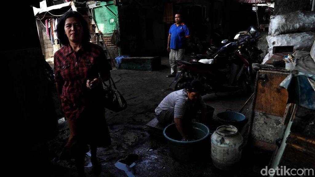 Melihat Kampung Walang yang Akan Ditata Pemprov DKI