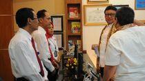 Menteri Tjahjo Periksa Zona Integritas di Pengadilan Tinggi Yogyakarta
