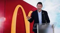 CEO McDonalds Dipecat Setelah Ketahuan Pacaran dengan Pegawai