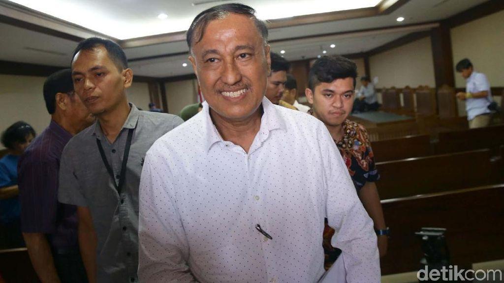 Eks Anggota DPR Markus Nari Divonis 6 Tahun Penjara di Kasus e-KTP