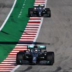 Bottas Menangi GP Amerika Serikat, Hamilton Kunci Gelar Juara Dunia
