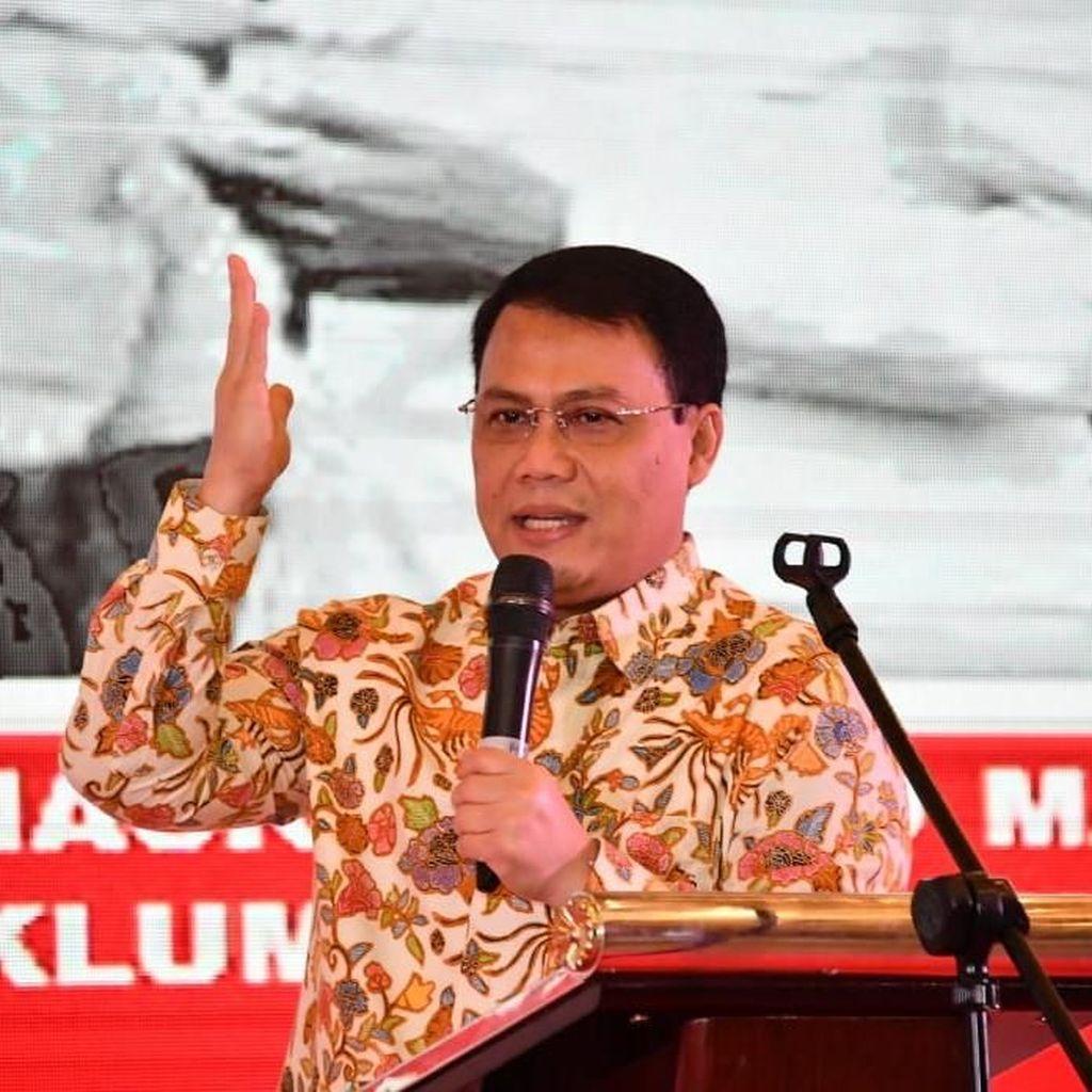 Nilai Jokowi Emosional Sikapi Isu Amandemen, PDIP Salahkan Mensesneg