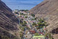 Jamestown, ibu kota St Helena