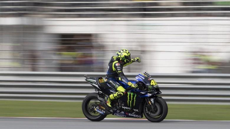 Valentino Rossi/Foto: Mirco Lazzari gp/Getty Images