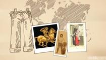 Sejarah Celana Panjang hingga Era Islam