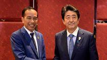 Jepang Dukung Prioritas Program Pembangunan Jokowi