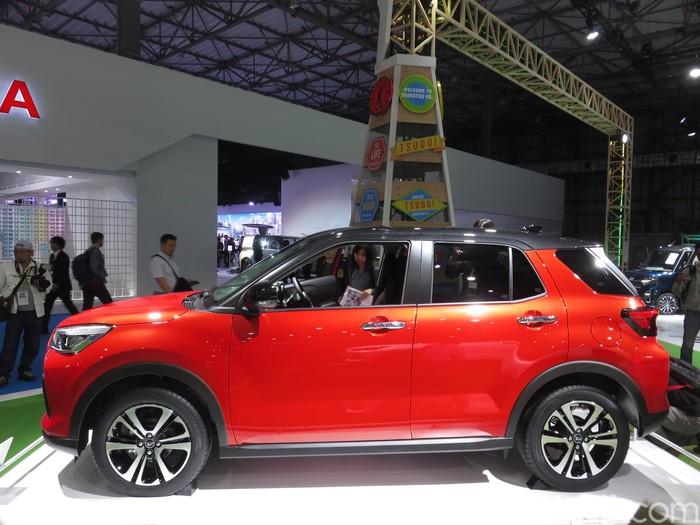 Daihatsu Rocky diperkenalkan dalam ajang Tokyo Motor Show 2019