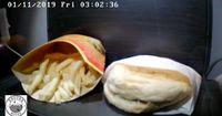 Wouw! Burger McDonald's Ini Tidak Membusuk Setelah Disimpan 10 Tahun