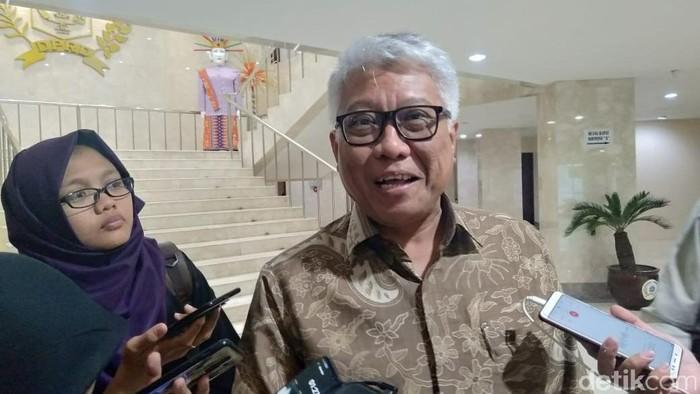 Direktur Utama JakPro Dwi Wahyu Daryoto