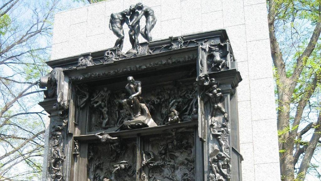 Sudah Tahu Ada Gerbang Neraka di Museum Jepang?