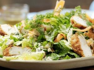 Resep Salad : Salad Ayam Goreng