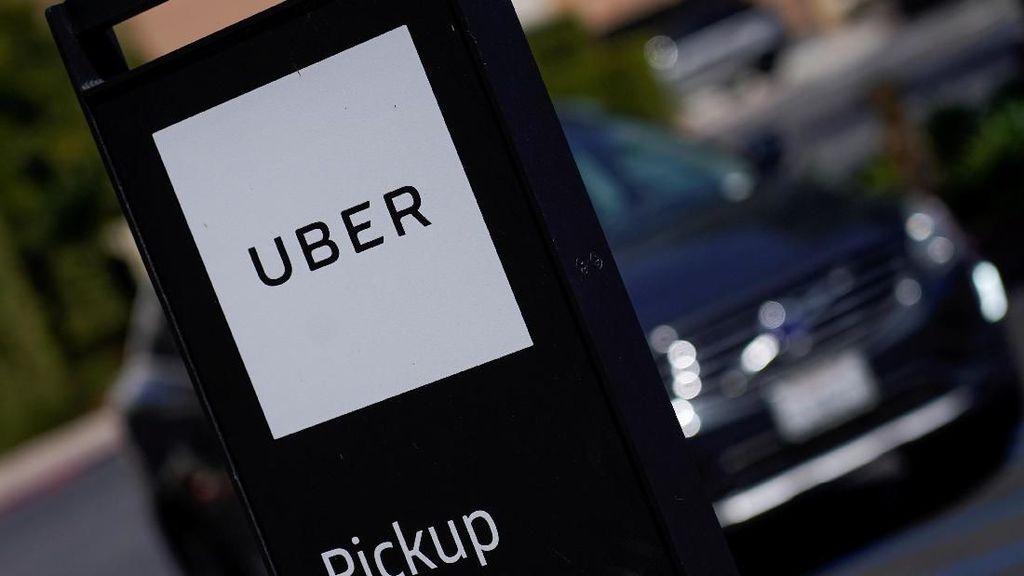 Uber Caplok Perusahaan Taksi Online Asal Inggris