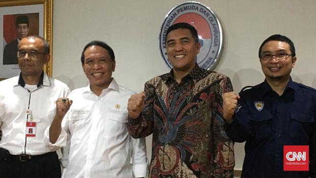 ITDC Yakin Indonesia Tuan Rumah Seri MotoGP 2021