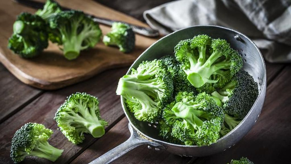5 Makanan Ini Bisa Kurangi Efek Negatif Polusi Udara pada Tubuh