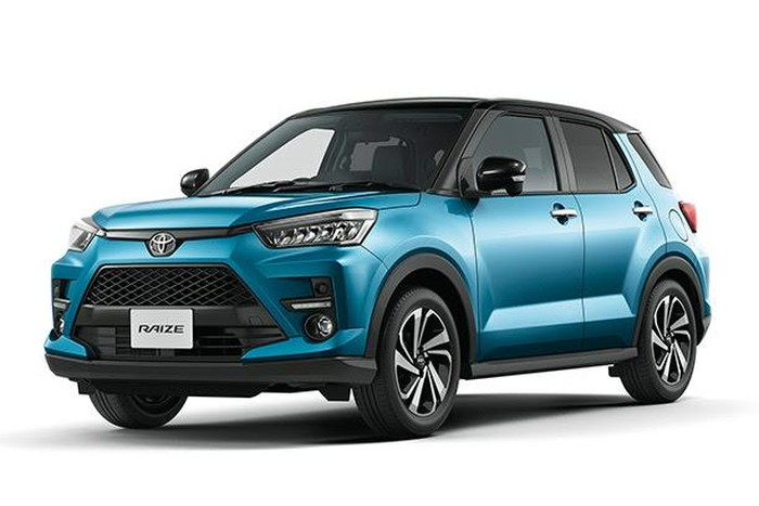 Toyota Motor Corporation (Toyota) announces that it commenced sales of the new Raize*4 at Toyota dealers nationwide on November 5.