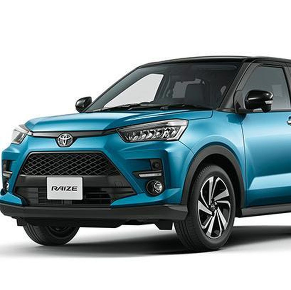 Sinyal Raize Masuk Indonesia, Toyota Kaji Mesin 1.000 cc Turbo