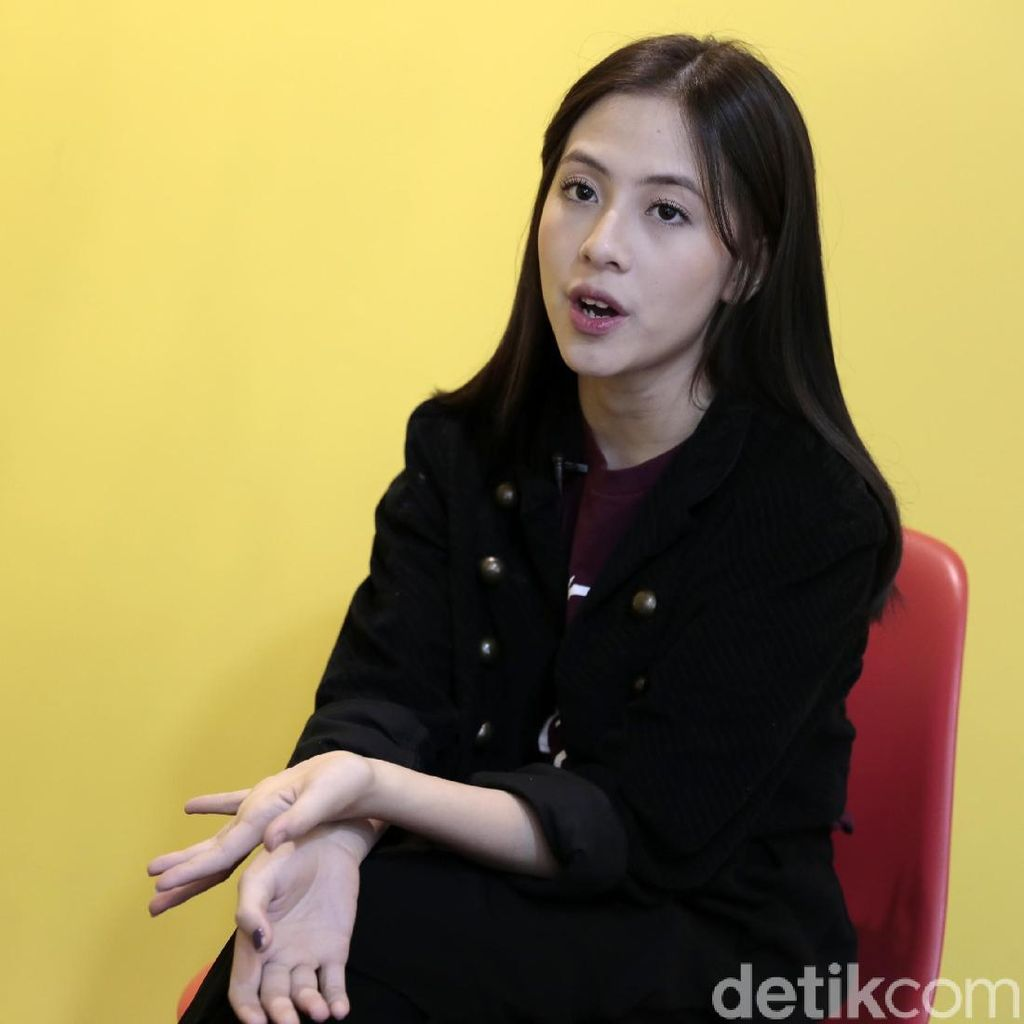 Disebut Star Syndrome, Zara JKT48: Aku Salah Apa?