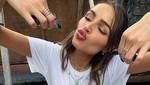 Celine Evangelista, Billa Barbie hingga Demi Lovato Bawa Kasur saat Manggung