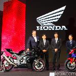 Honda Ngebet Kenalkan Moge Baru di Indonesia