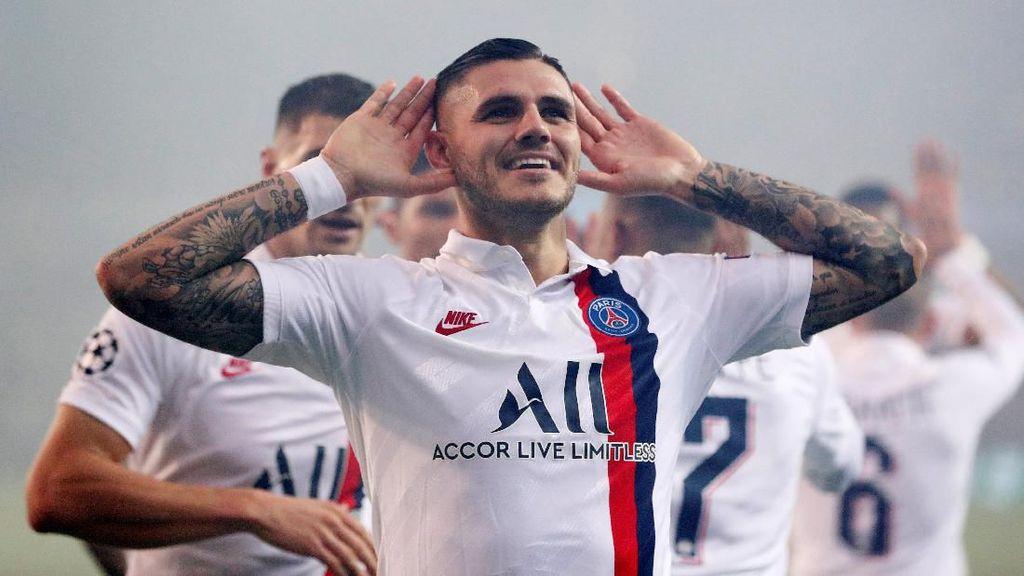 Mauro Icardi Akan Lakukan Apapun Demi Bertahan di PSG