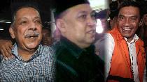 Para Terdakwa Kasus Korupsi yang Divonis Bebas di Peradilan Pertama