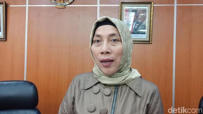 Ketua Komisi D DPRD DKI Jakarta Ida Mahmudah (Eva Safitri/detikcom)