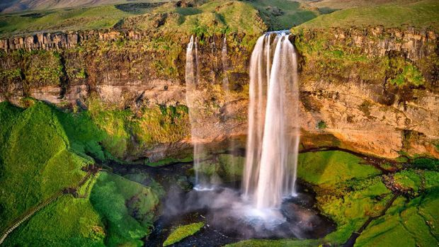 Inikah Air Terjun Tercantik Dunia?