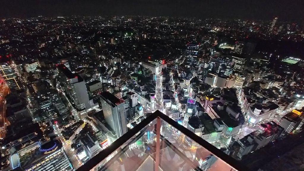 Ada Spot Instagramable Baru di Perempatan Shibuya Jepang