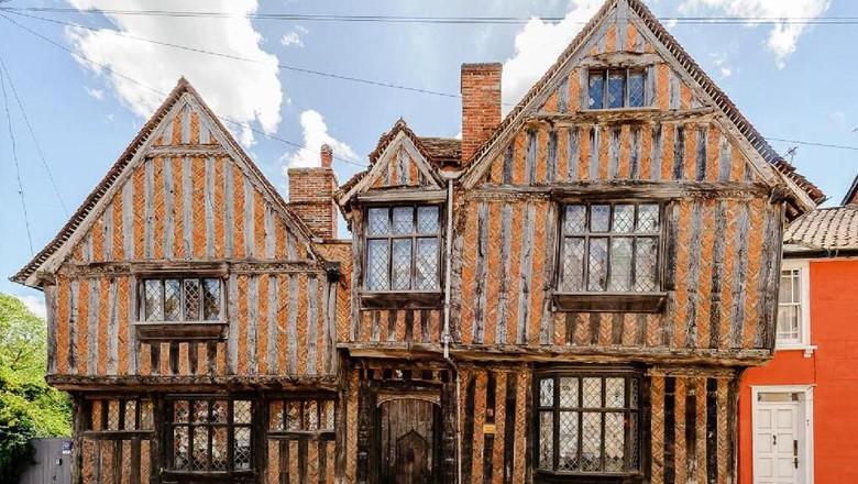 Mau Menginap di Rumah Harry Potter? (Foto: De Vere House/Airbnb)