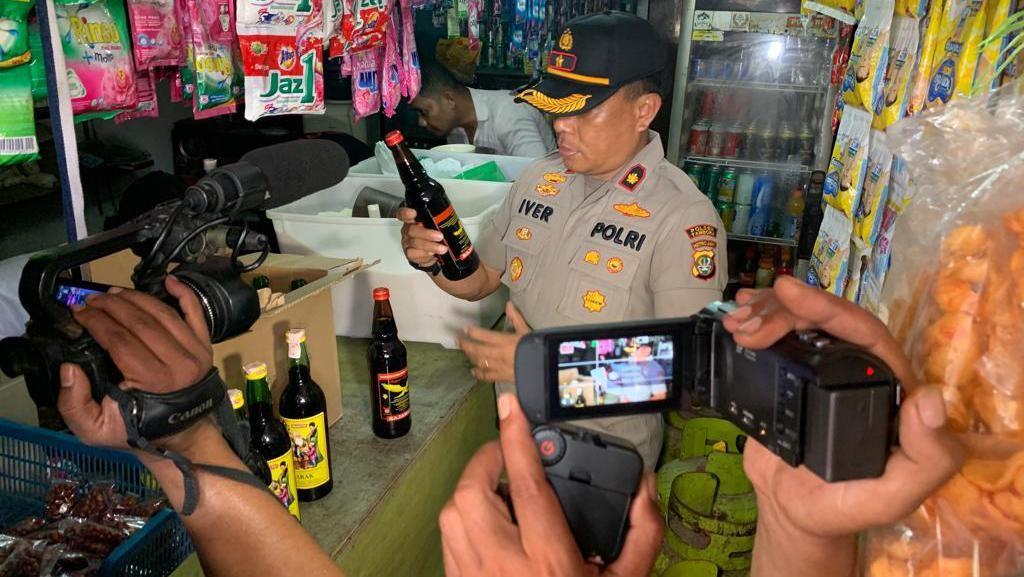 Operasi Premanisme, 14 Preman-Pengedar Narkoba di Tambora Ditangkap Polisi