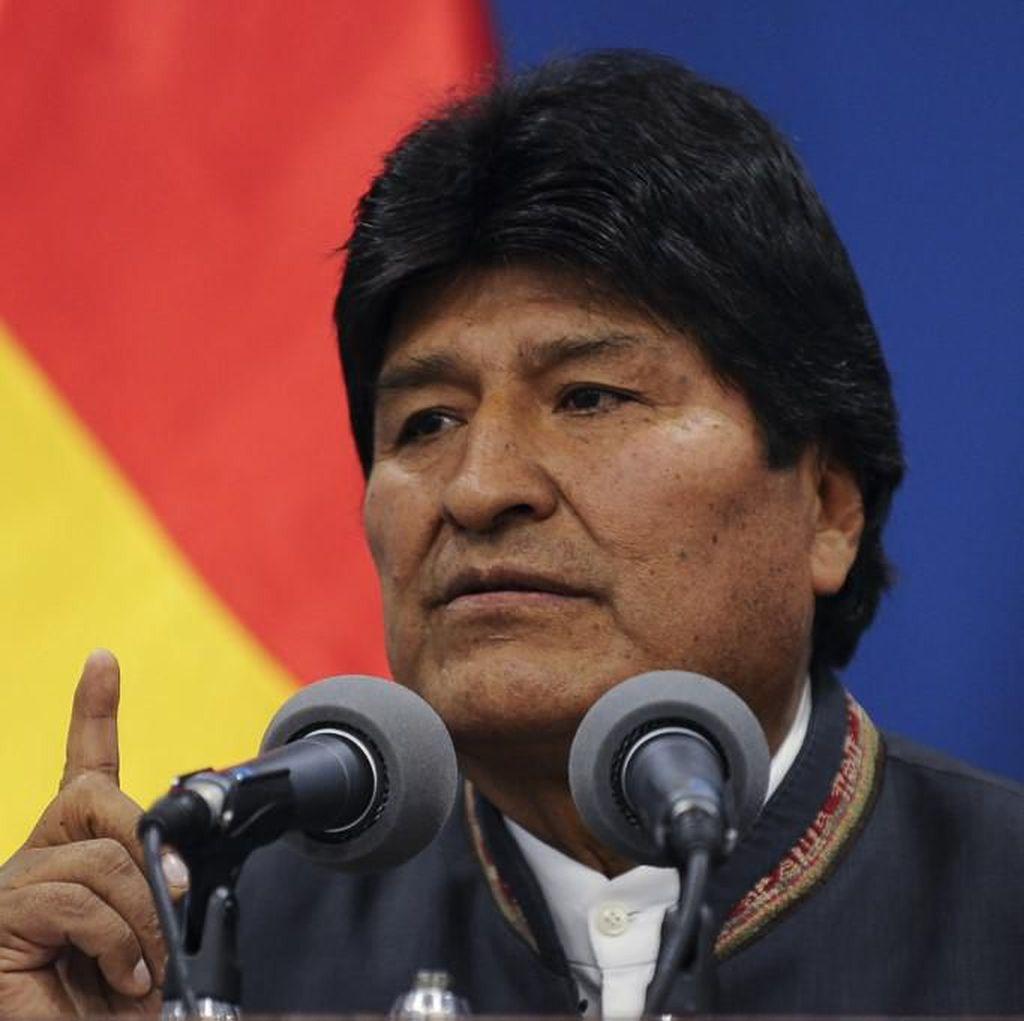Pelajaran dari Tergulingnya Presiden Evo Morales