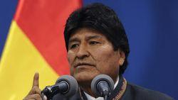 Ada Masalah Mesin, Helikopter Presiden Bolivia Mendarat Darurat