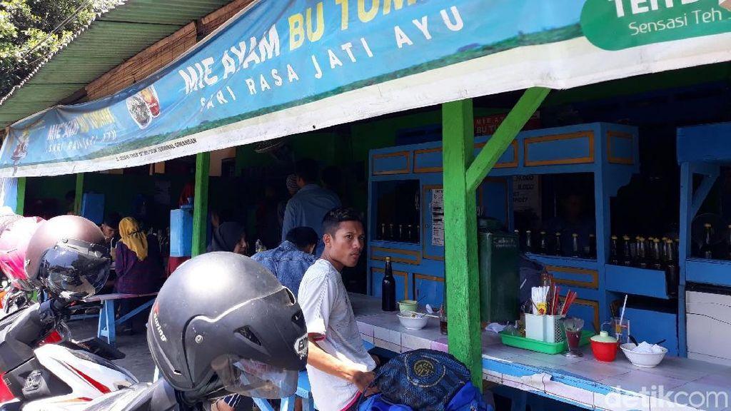 Sebelum Meninggal, Pemilik Mie Ayam Bu Tumini Yogya Alami Sesak Napas