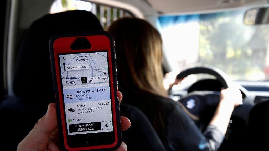 Uber Dilarang Ngaspal di Kolombia, Apa Alasannya?